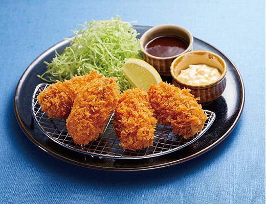 広島県産大粒かきフライ