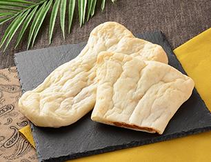 バターチキンのカレーナン