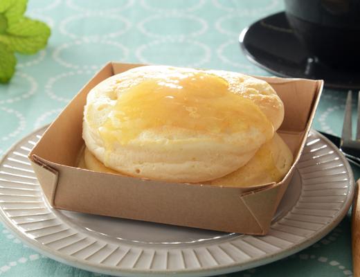 ホット ケーキ ふわふわ メレンゲ ミックス パン ケーキ