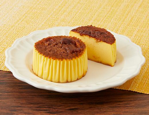 バスチー -バスク風コーンチーズケーキ-
