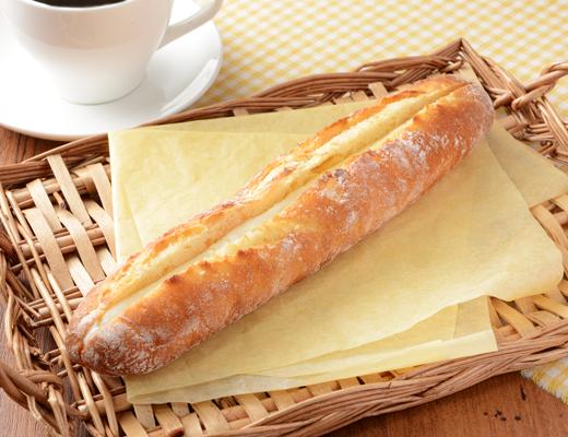 マチノパン 香フランスパン ミルクバタークリーム