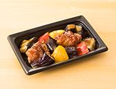 鶏からと野菜の甘酢がけ(おかず)