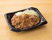 イタリア産 ホエー豚肉の生姜焼丼