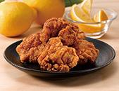 鶏から レモン 4個