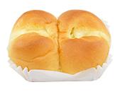 バター広がるブリオッシュブレッド