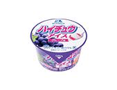 森永製菓 ハイチュウアイス グレープ味 120ml【ローソン限定商品】