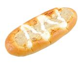シーチキンのふわふわパン