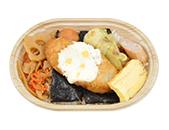 ミニ海苔弁当(もち麦入りごはん)