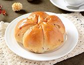 もっちりとしたくるみパン