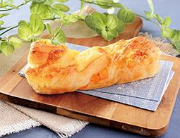 こんがりチーズのパン