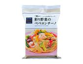 彩り野菜のペペロンチーノ 1食