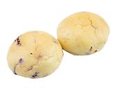 もち食感クリームチーズ&ダブルベリーパン 2個入
