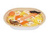 海老といくらのちらし寿司