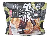 新潟コシヒカリおにぎり かごしま黒豚とんかつ