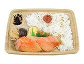 新潟コシヒカリ 直火焼熟成紅鮭弁当