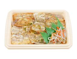 氷温®熟成豚のネギ塩カルビ弁当(麦飯)