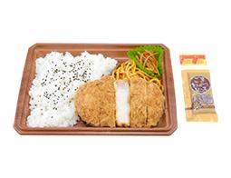 新潟コシヒカリ 氷温®熟成豚のロースとんかつ弁当