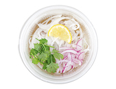 ベトナムフォー(パクチーと鶏肉)