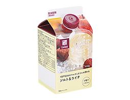 NL 1日不足分のマルチミネラルが摂れるソルト&ライチ 450g