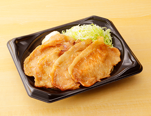 豚ロース生姜焼き丼