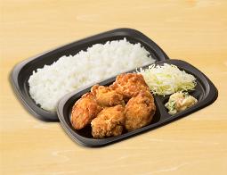 鶏から弁当