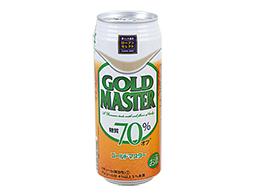 ローソンセレクト ゴールドマスター糖質オフ 500ml