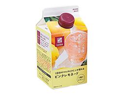 NL 1日分のマルチビタミンが摂れるピンクレモネード 450g