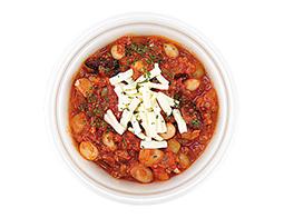 4種の豆のチリコンカンスープ
