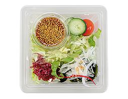 叙々苑監修ごまドレの特製サラダ