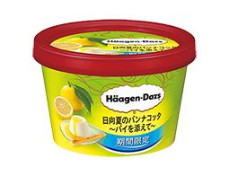 ハーゲンダッツミニ 日向夏のパンナコッタ 102ml【ローソン限定商品】