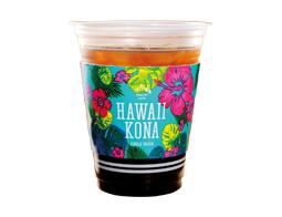 アイスコーヒー ハワイコナ