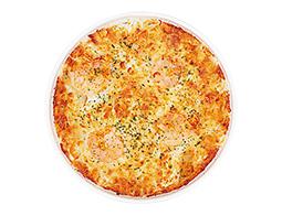 こんがりチーズのえびグラタン