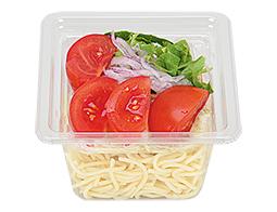 高リコピントマトのパスタサラダ