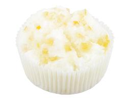 国産米粉の蒸しぱん 瀬戸内産レモン