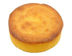 つぶつぶコーングリッツのケーキ
