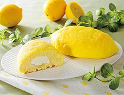 しっとりレモンパン 瀬戸内産レモン