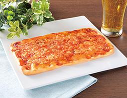 薄焼きスパイシーチーズパン