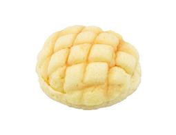 クリームとメープルのメロンパン