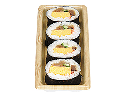 太巻寿司4巻
