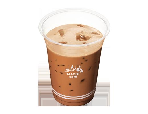 アイス贅沢カフェモカ
