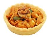 4種のナッツキャラメルタルト