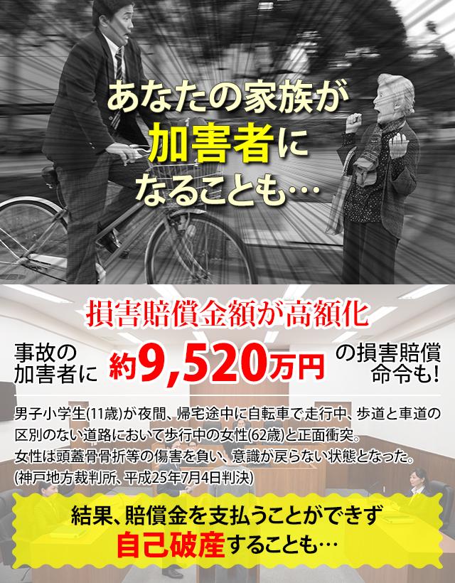 自転車 保険 東京 海上